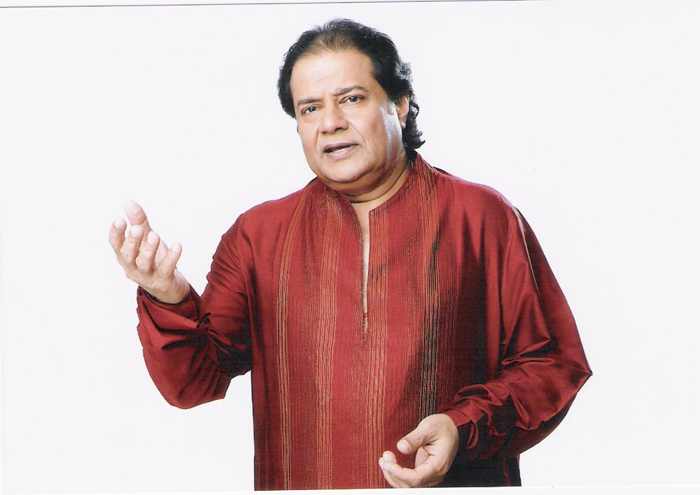 Anup Jalota live in holland